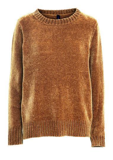 0 Naina Velourknit Sweater (3 väriä/3 colours)