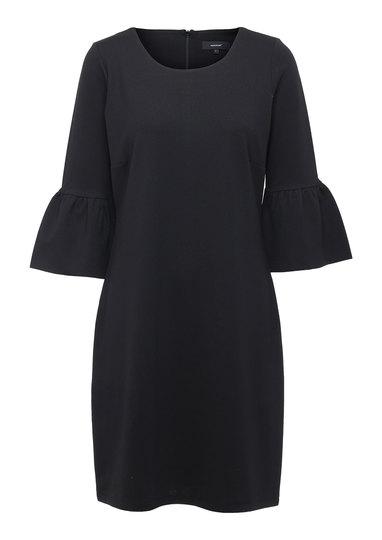 0 Dena Solid Dress