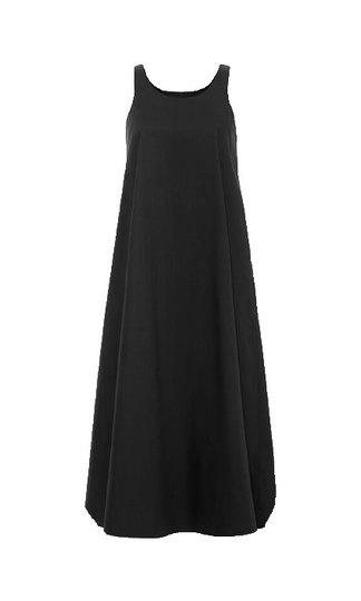0 Dress Fineness Black