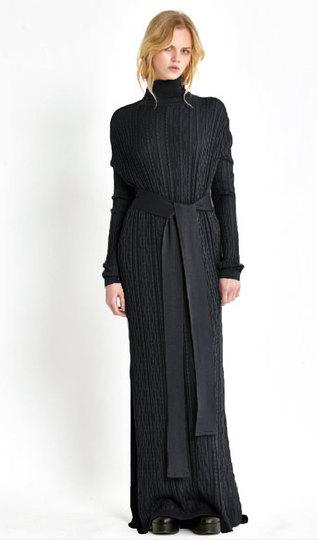 0 Dress Motion Twist Maxi Dress