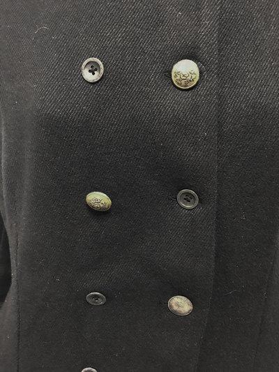 0 Coat Wool-Cotton