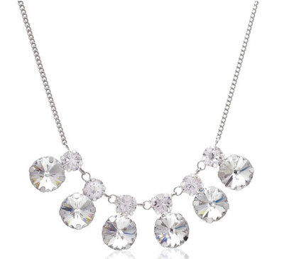 0 Glow Bright Diamond Necklace