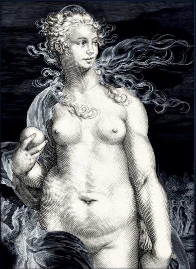0 Juliste/Poster White Lady 70X100 cm
