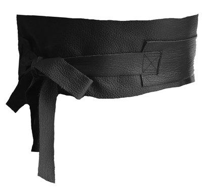 0 Mata Hari Nahkavyö - Leather Belt #1
