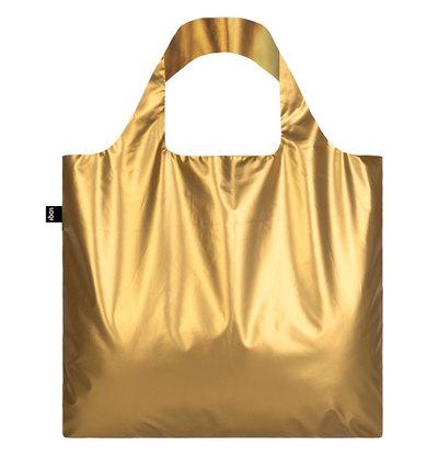 0 Metallic Matt Gold Bag