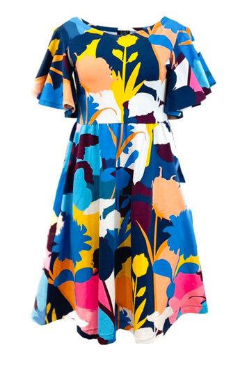 0 MyLady Butterfly Dress