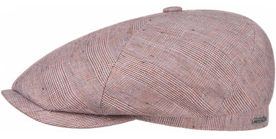 0 6-panel Cap Linen (2 väriä/colours)