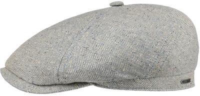 0 6-panel cap silk/cotton