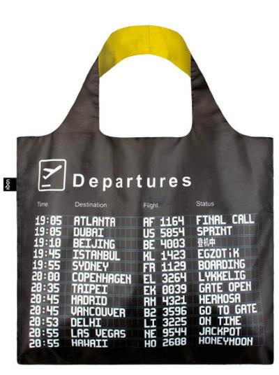 0 AIRPORT Arrivals Bag
