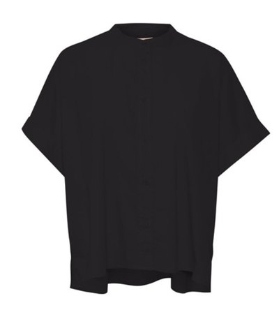 0 Addie Shirt Black