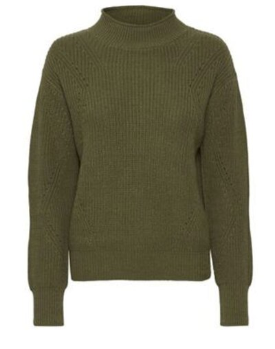 0 Angelica Pattern Knit Organic Cotton