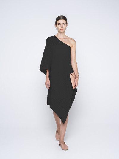 0 Archetypes One Shoulder Dress (2 väriä/2 colours)