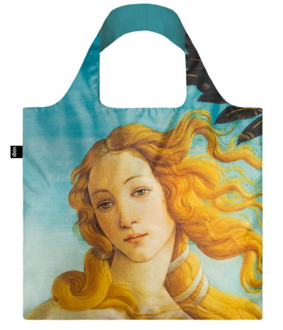 0 BOTTICELLI The Birth of Venus, 1484-86 Bag