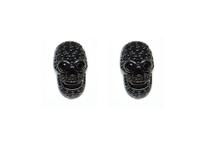 0 Bad Touch Gun Nappikorvakorut / Stud Earrings