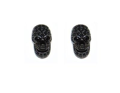0 Bad Touch Gun Nappikorvakorut / Stud Earrings