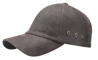 0 Baseball Cap leather