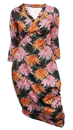 0 Beehive II Wrap Dress Blomma