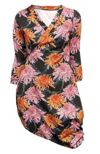 0 Beehive II Wrap Dress Petit Blomma