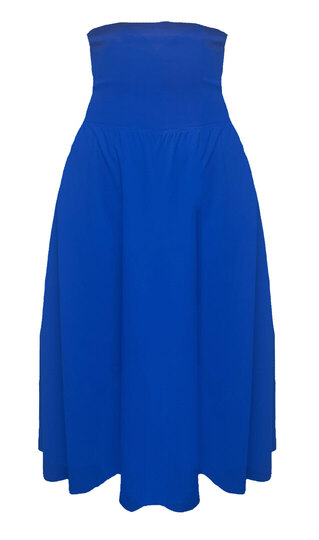 0 Bella Skirt Royal Blue