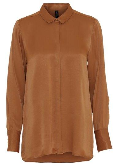 0 Beyonce Satin Shirt (2 väriä/colours)