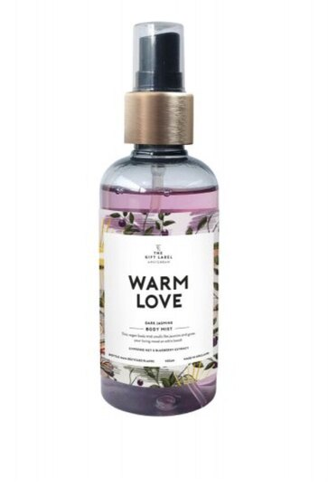 0 Body Mist Warm love