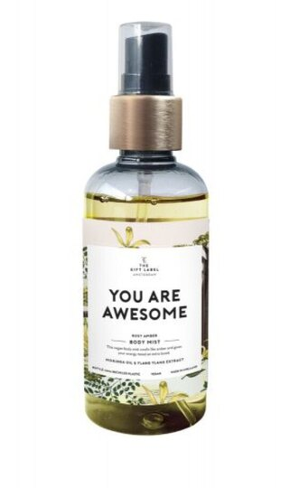 0 Body Mist You are Awesome