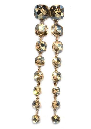 0 Breeze Gold Earrings