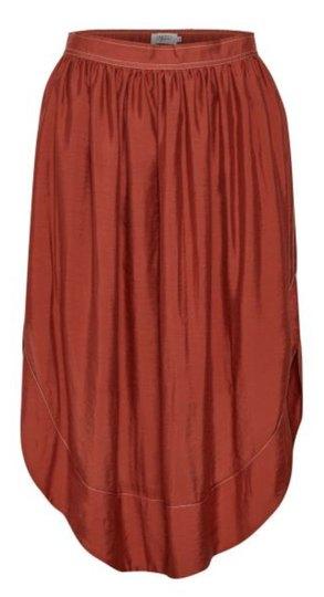 0 Cairo Skirt Cinnabar Red