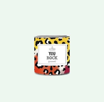 0 Candle Large You Rock Jasmine-Vanilla