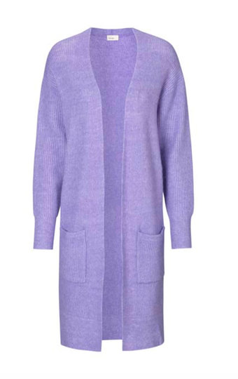 0 Cille Cardigan Lilac