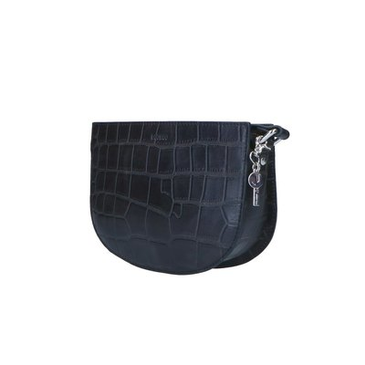 0 Crossbody Vintage Croco BLACK