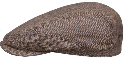 0 Driver Cap Silk Brown
