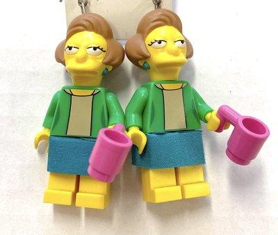 0 Edna Krabappel Legokorvakorut