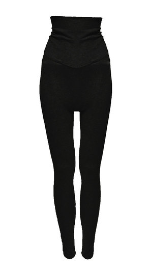 0 Elsa Leggins Black