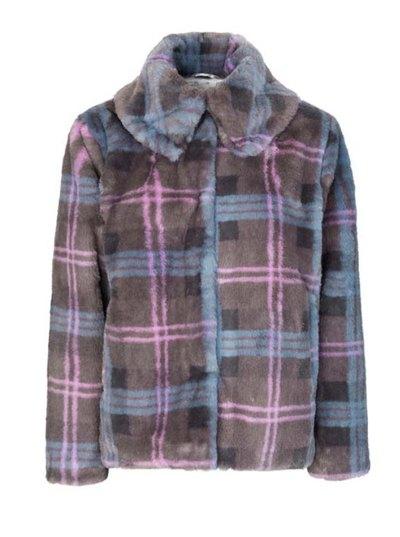 0 Elvi vegeturkki/vegan fur Jacket