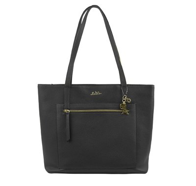 0 Girl Boss II Bag Black