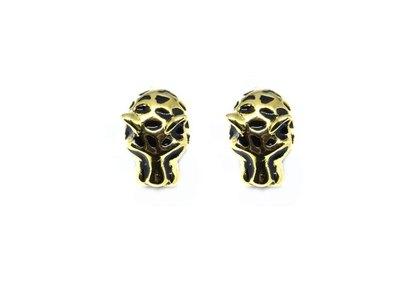 0 Gloria Gold Stud earrings/nappikorvakorut