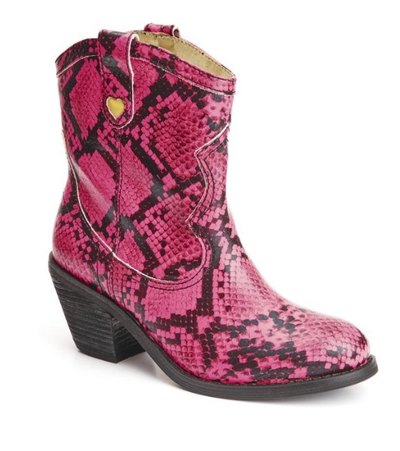 0 Gringo Flamingo Vegan Leather Boots