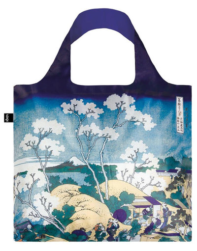 0 HOKUSAI Fuji from Gotenyama, 1830-32 Bag