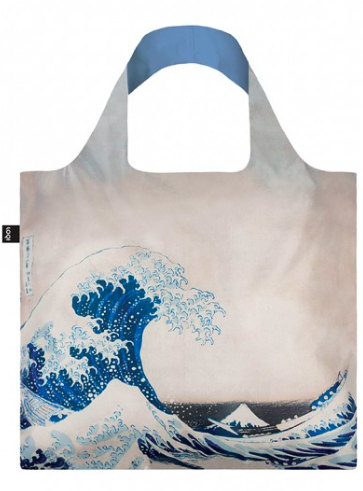 0 HOKUSAI The Great Wave Bag