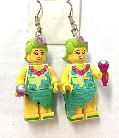 0 Hawaiian Singer Legokorvakorut
