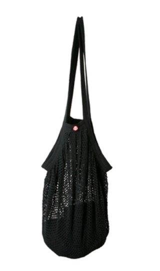 0 Heavy Stringbag/Verkkokassi Black