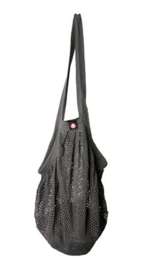 0 Heavy Stringbag/verkkokassi Dark Grey