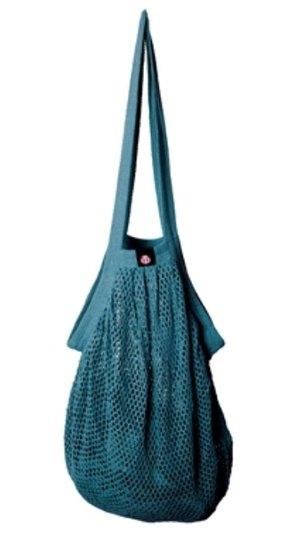 0 Heavy Stringbag/verkkokassi Petrol