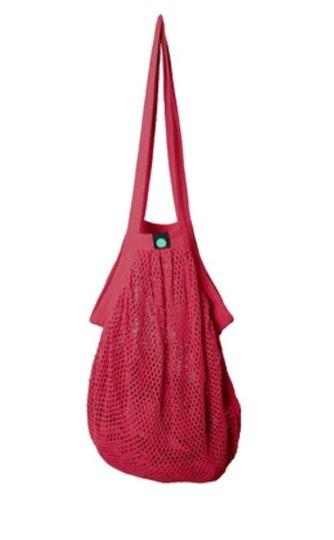 0 Heavy Stringbag/verkkokassi Pink