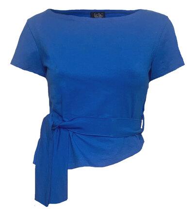 0 Hertta Top Royal Blue