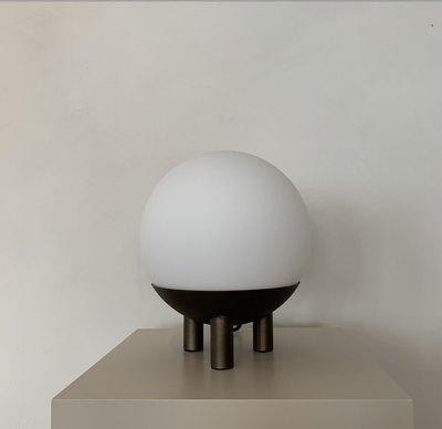 0 Hoop Table Lamp
