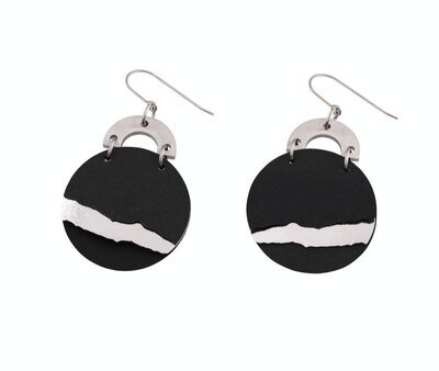 0 Imatra koukkukorvakorut/hook earrings
