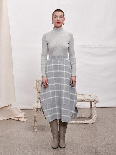 0 It's a Wrap Asymmetrical Skirt