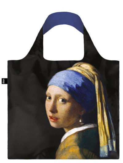 0 JOHANNES VERMEER Girl with a Pearl Earring Bag